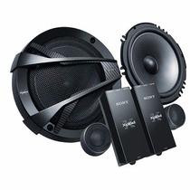 Kit Falantes Automotivo Componente 2 Vias Sony Xs-n1620c 60r