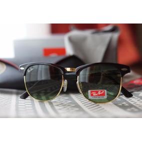 Gafas Lentes De Sol Clubmaster-rb3016 , 51mm,