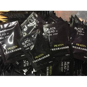 Mascarilla Negra Pilaten 100 Piezas