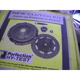 Kit Clutch/embrague De Nissan Frontier Turbo Diesel Motor3.0