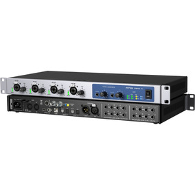 Interface De Audio Rme Fireface 802 Firewire Usb