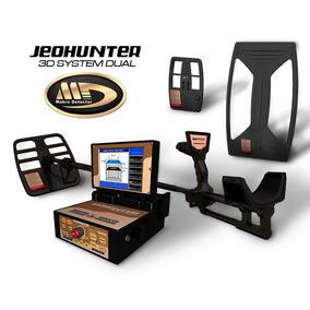Detector De Metales Y Tesoros Jeohunter 12 Mts Profundidad.