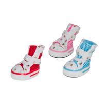 Tenis Elástico - Botinha P/ Cães Gatos Sapato Sapatinho Pet
