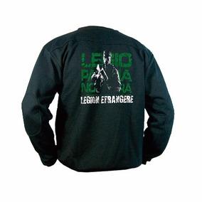 Blusa De Moletom Legion Etrangere
