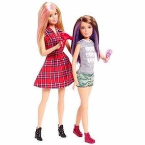 Bonecas Barbie Família Dupla De Irmãs Skipper - Mattel