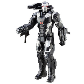 Captain America - War Machine Electrónico Hasbro B6179