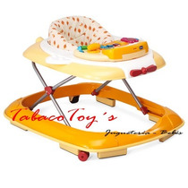 Andador Bebe Chicco Space Baby Walker Mp3 6m+ Tabacotoy