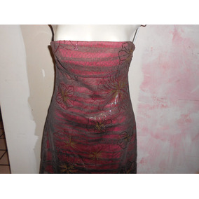 Bcbgmaxazria***vestido Strapless Talla 4***