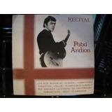 Patxi Andion - Recital - Vinilo