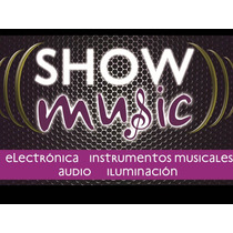 Rp6400 Amplificador Potencia Musicson 6400w(p804)