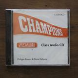 Champions - Starter Class Audio Cd - Oxford