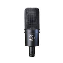Microfone Para Estúdio At4033/cl Condensador Audio Technica
