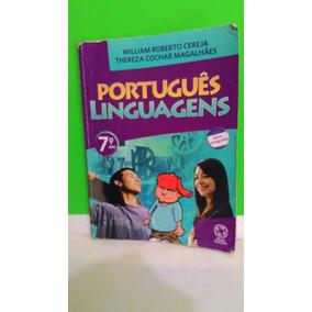 Português Linguagens 7º Ano - William Cereja - Fj.jr