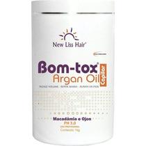 Bo-tox Capilar Argan Oil New Liss 1kg Alisa E Reduz 100%