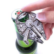 Abridor De Garrafas Millennium Falcon Star Wars