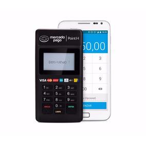 Leitor Point H - A Máquina De Cartão Do Mercado Pago