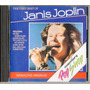 Cd Janis Joplin The Very Best Of Intmedia