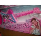 Guitarra Eléctrica De Violetta O De Monster High