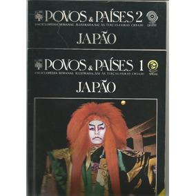Revistas Povos E Paises - Abril - Volumes - 01-2-3-4-5-6