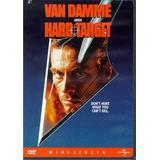 Dvd Hard Target / Operacion Caceria / Jean Claude Van Damme
