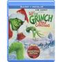 Blu-ray Dr Seuss How The Grinch Stole Christmas Importado