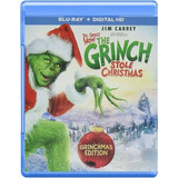 Blu-ray Dr Seuss How The Grinch Stole Christmas Importado