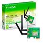 Placa De Red Wifi Pci-e Tp Link Tl-wn881nd 300 Mbps 2 Antena