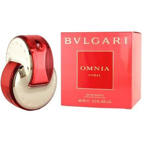 Bvlgary Omnia Coral Dama 65ml -- Bulgari Perfume -- Sellado