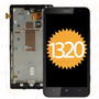 Tela Vidro Touch Display Lcd Frontal Nokia Lumia N1320 1320