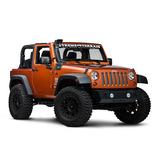 Snorkel Para Jeep Wrangler 2007-2016 Rugged Ridge