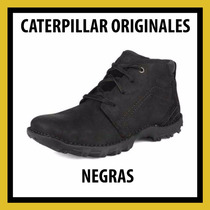 Calzado,caballero Bota Caterpillar Transform, Negro