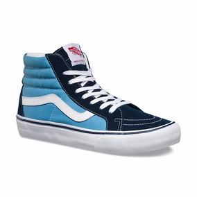 Zapatillas Vans Botines Sk8 Hi Pro Dos Colores