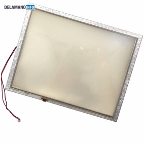 Back Light E Touch Tablet Ibak-865 B11090901265 Usado (3714)