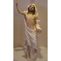 Resurrección De 50cm Imagen Religiosa De La Mas Alta Cálidad