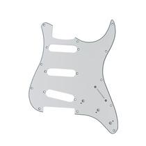 Escudo Branco Para Guitarra Modelo Strato Sss