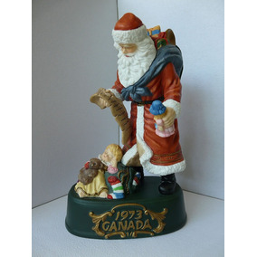 Navidad Colección Santa Claus Porcelana Grandeur Noel