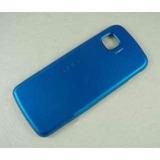 Tampa Da Bateria Nokia 5230 Cor Azul 100% Original Novo