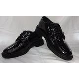 Zapato Formal En Charol Dotacion