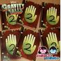 Libro Diario 2 Gravity Falls Gideon Dipper Mabel Journal 2