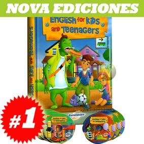 Inglés Para Niños Y Adolescentes 1 Vol + 3 Cd-rom + 3 Dvd¿s