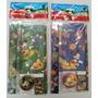 Relleno Para Piñatas Y/o Cotillones Set Escolar Mickey Mouse