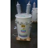 Transformador Electrico Monofasico De 25 Kva