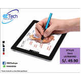 Stylus Pen (alta Precision) 2 En 1 Para Touch Screen