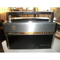 Radio Zenith Trans-oceanic All Transistor No Estado