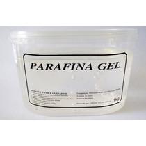 Parafina Cristalina Em Gel Velas Artesanais (1 Kilo)