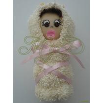 Recuerdo De Toalla Facial Bebé 10 Piezas Bautizo Baby Shower
