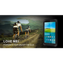 Protector Antigolpe Love Mei Samsung Tab S 8.4 Forro