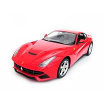 Carrinho Controle Remoto Ferrari F12 Berlinetta 1/14