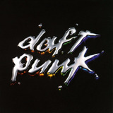 Disco Cd Discovery Daft Punk Con 14 Canciones