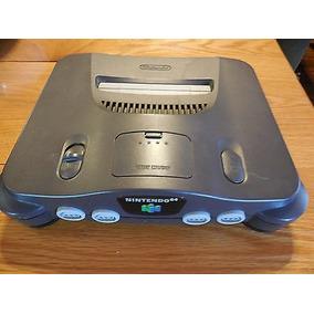Nintendo 64 - Apenas O Console - Liga Mas Não Funciona